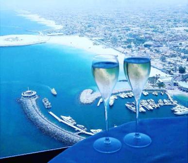 Burj Al Arab View