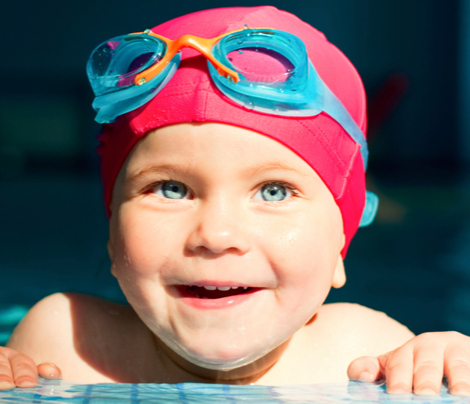 Age 6 months to 3 years first TIPS on how to learn to swim